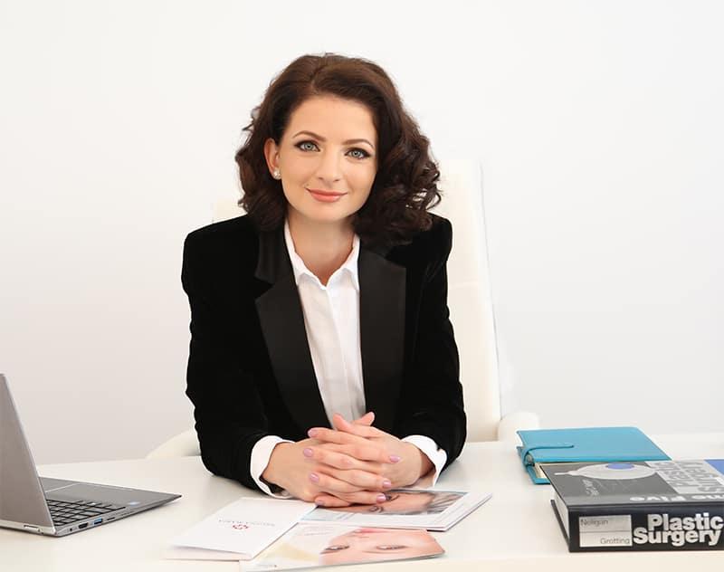 dr Daniela Diveica, Cabinet Chirurgie Estetica, Bucuresti