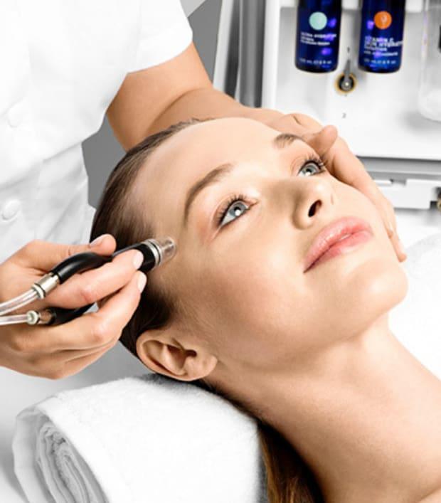 tratament dermalinfusion acnee curatare hidratare