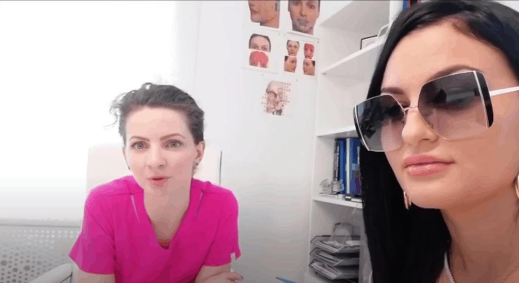 Manuela Oprisiu (concurenta Puterea Dragostei la Dr. Daniela Diveica